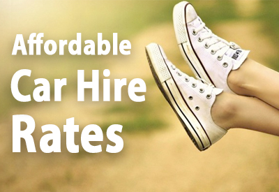 Cheap car Hire rates