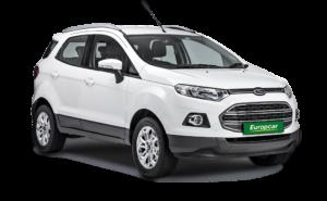 Ford Ecosport Europcar