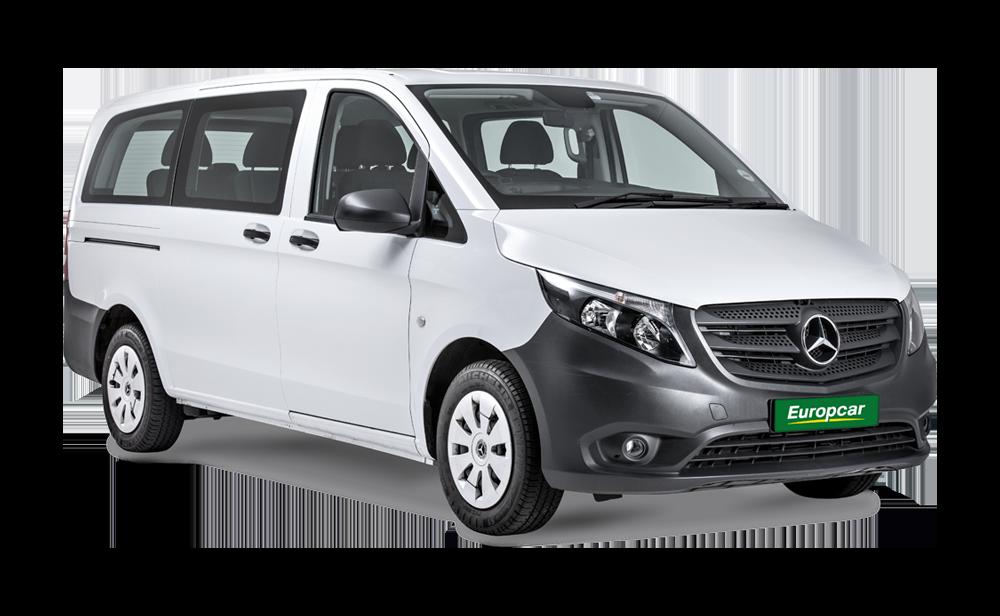 Mercedes Vito Europcar