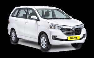 Toyota Avanza Hertz
