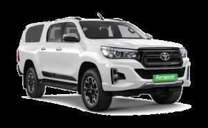 Toyota Hilux Double Cab Europcar