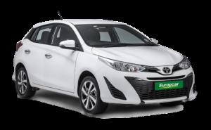 Toyota Yaris Europcar