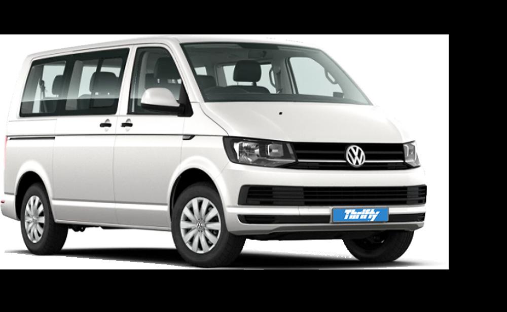 Thrifty VW Kombi